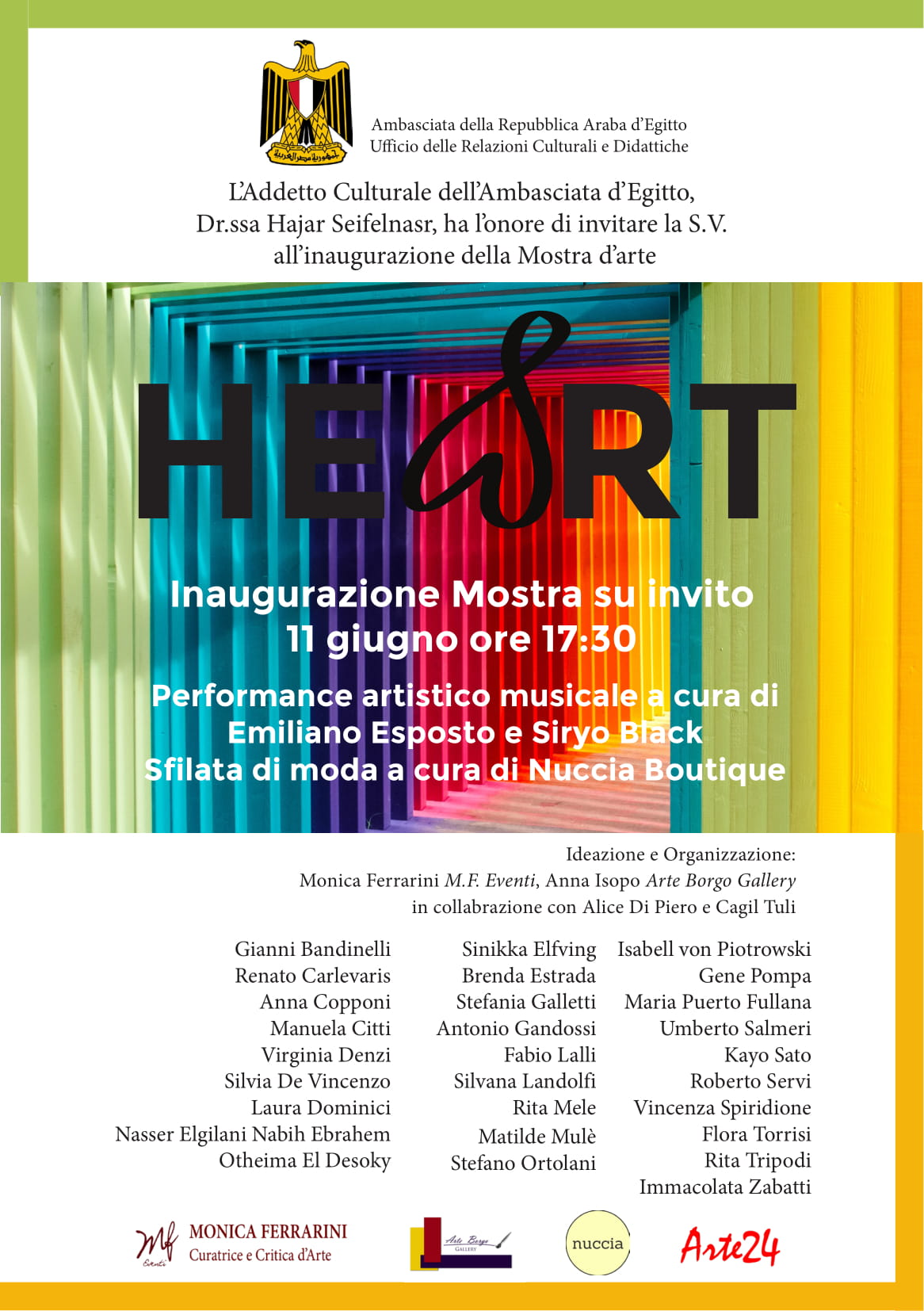 Heart Locandina
