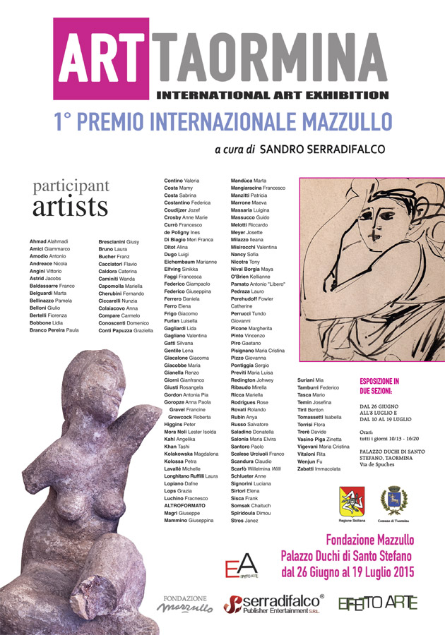 ART Taormina - International Art Exhibition