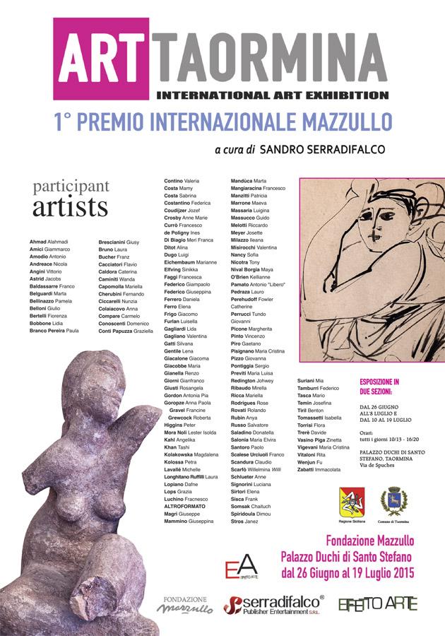 ART Taormina - International Art Exhibition