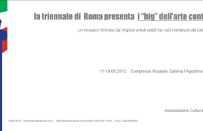I Big dell'Arte Contemporanea