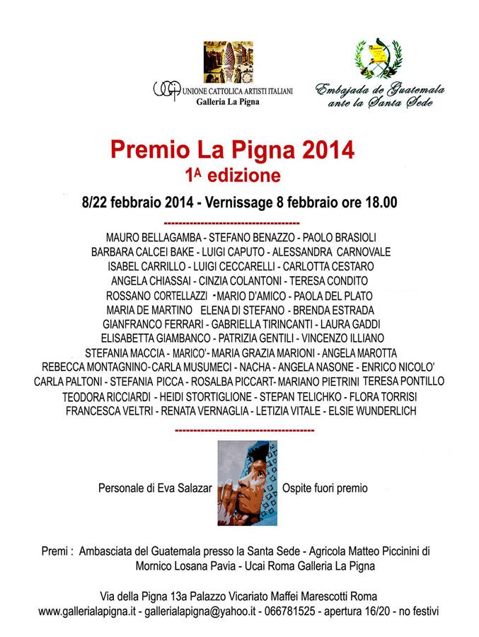 Premio La Pigna 2014